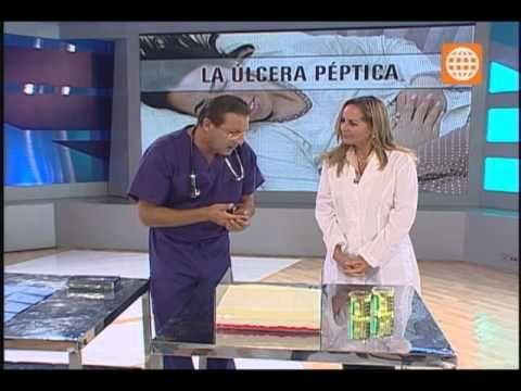 (4) Doctor Tv- Los síntomas de la gastritis y úlceras - 10/07/13 - YouTube