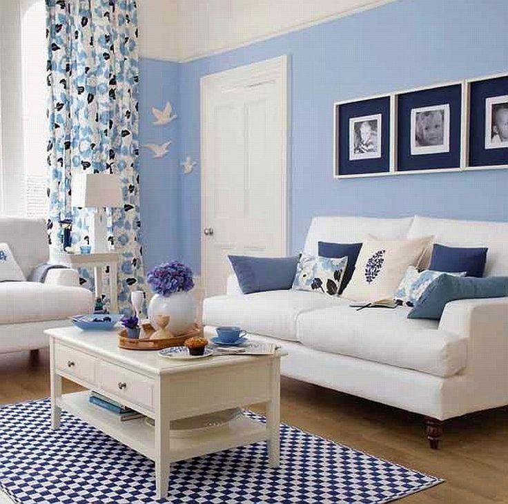 Blue Color Living Room Designs 32 Best Living Room Ideas Images On Pinterest  Living Room Colors