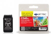 JetTec Canon PG-545 XL Black Remanufactured Ink The Canon PG-545 XL Black remanufactured Ink Cartridge by JetTec - C545XL is a JetTec branded remanufactured printer ink cartridge for Canon printers. They provide OEM style quality printing but at a  http://www.MightGet.com/february-2017-3/jettec-canon-pg-545-xl-black-remanufactured-ink.asp
