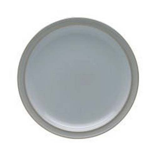 Denby Linen Dinner Plate by Denby. $37.50. Strong, durable and chip-resistant. Dishwasher, microwave, oven and freezer safe. Each piece of pottery is painstakingly glazed by skilled craftsman.. Stoneware. Denby Linen Dinner Plate. Lighten up with Denby Linen and let its classic shape and creamy neutral tones blend effortlessly into your home. Everyday living or special occasions, Linen adds a fresh clean look to any modern lifestyle.