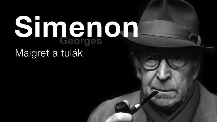 Simenon, Georges: Maigret a tulák (Rozhlasová hra) DETEKTIVKA