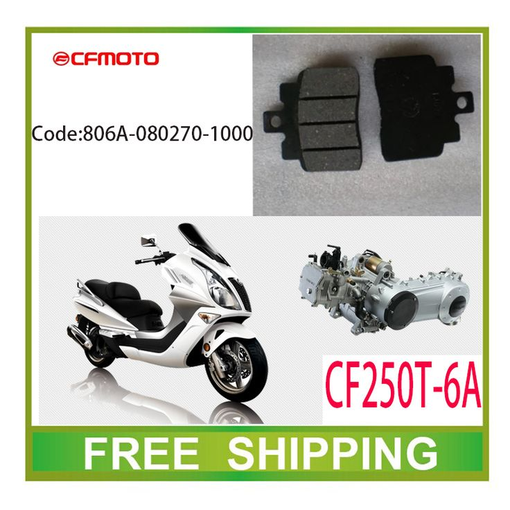Best 25 best brake pads ideas on pinterest car service near me cfmoto cf250 6 new brake pads 250cc gy6 scooter motorcycle accessories free shipping fandeluxe Image collections