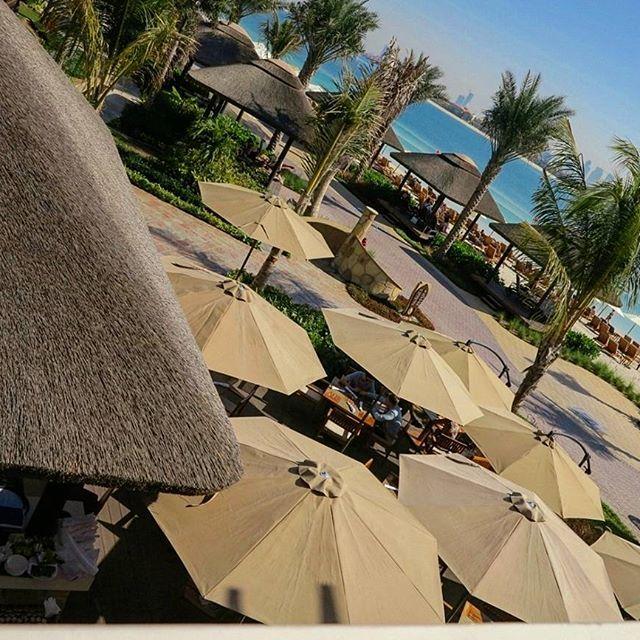 Beautiful views today at Sofitel The Palm! #sofitelthepalm #sofitelworld