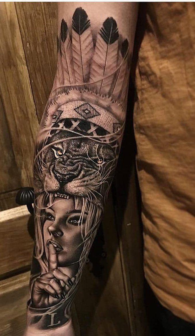 39+ erstaunliche und beste Arm Tattoo Design-Ideen…
