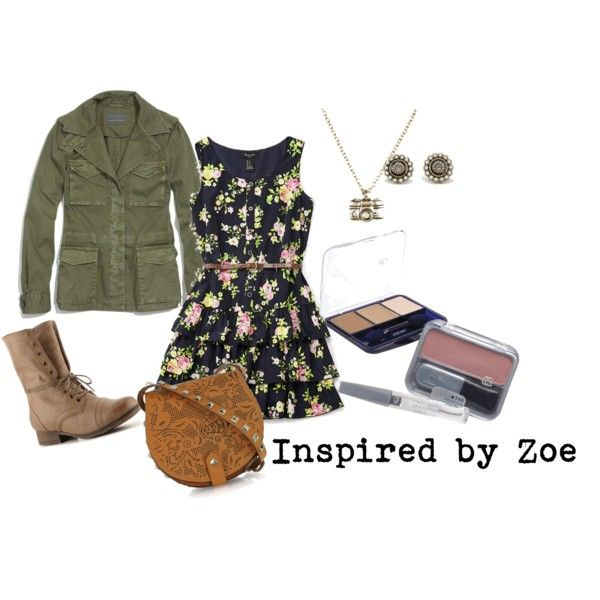"""""""Tween Fashion for Zoe"""" by lmgrisez on Polyvore"""