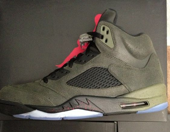 First Look: Air Jordan 5 Retro