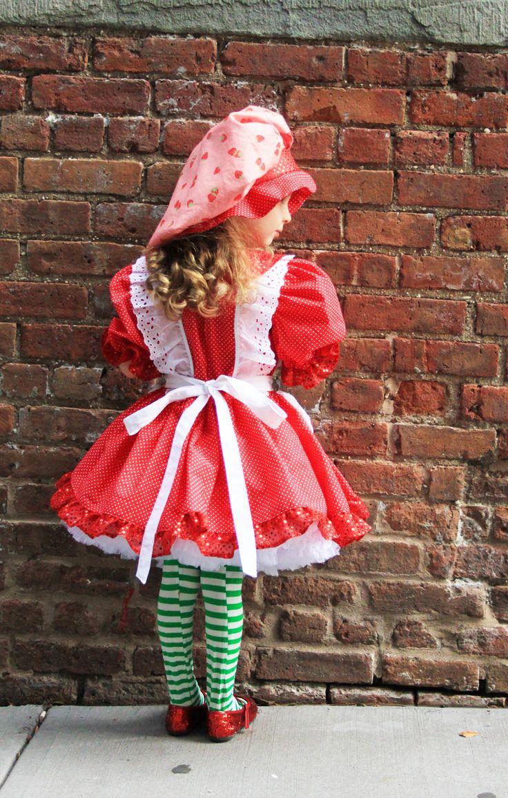 Best 20+ Strawberry shortcake costume ideas on Pinterest ...