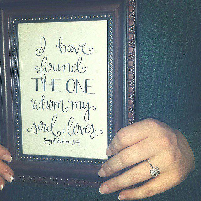 Best 25+ Cute Engagement Announcements Ideas On Pinterest