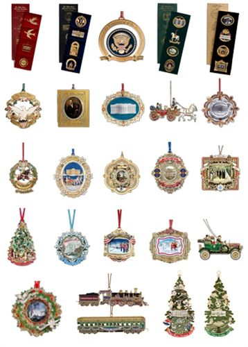 39 best White House Historical Official Ornaments images on