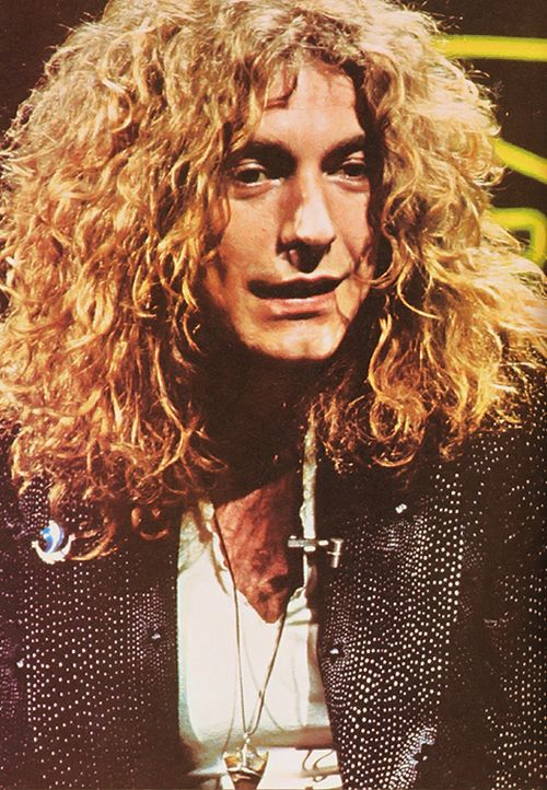 Robert Plant on Midnight Special, 1975 | Robert Plant and ...