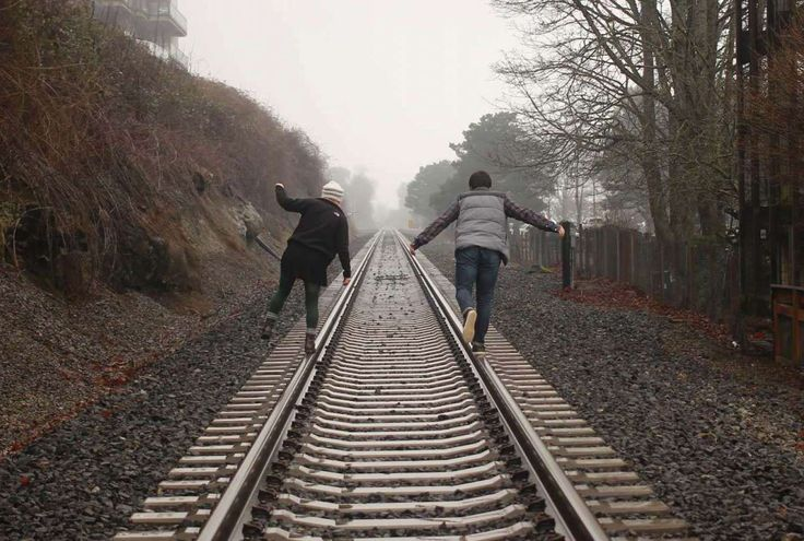 Maak in de herfst een reis met de trein. #reizenindeherfst