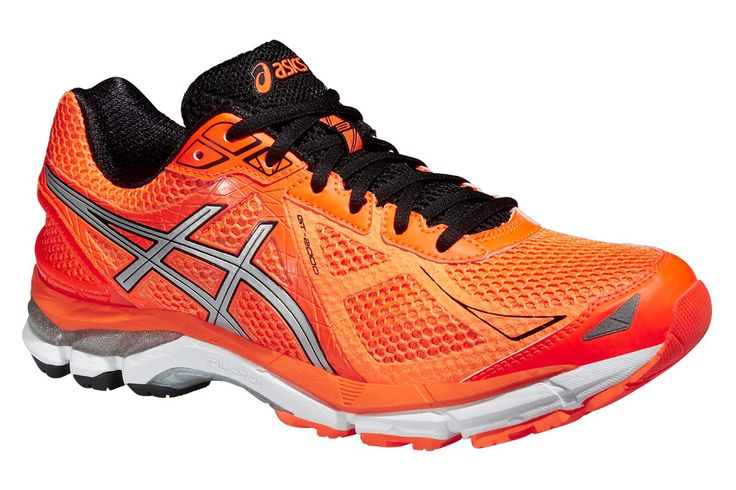 Asics GT-2000 3 orange | Herren Laufschuhe Stabil | 21run.com