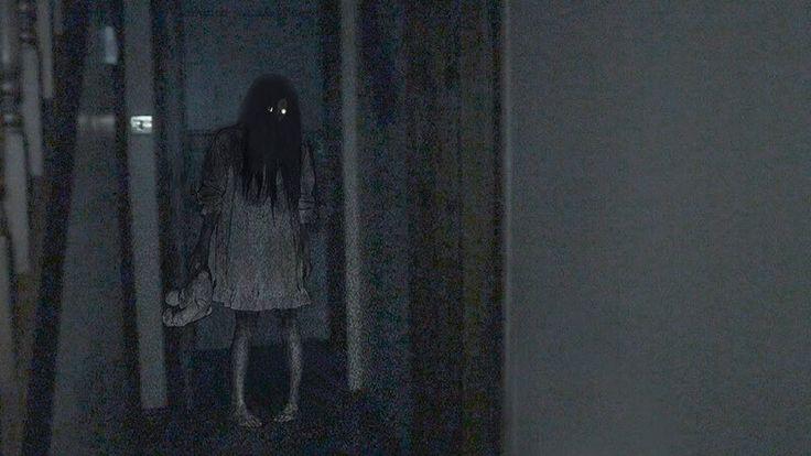 Fotos assustadoras de aparições de fantasmas