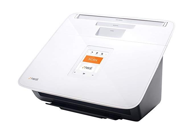 The Neat Company Neatconnect Scanner And Digital Filing System Home Office Edition 2005434 Digital Filing System Filing System Digital File Organization