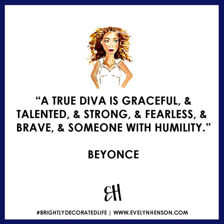Beyonce #brightlydecoratedlife | www.evelynhenson.com