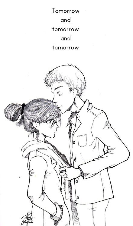 Cath and Levi! {Fangirl - Rainbow Rowell}