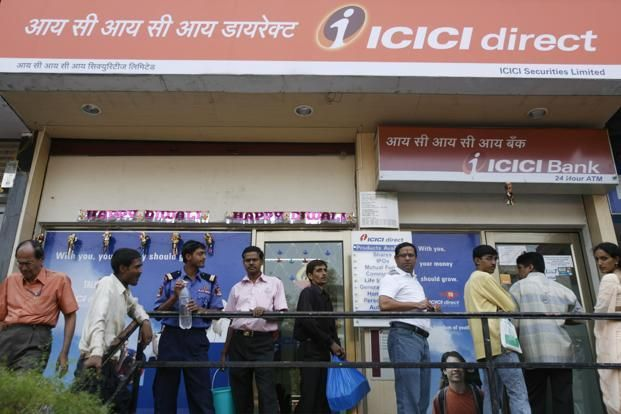 Instant personal loans from ICICI Bank directly via ATMs