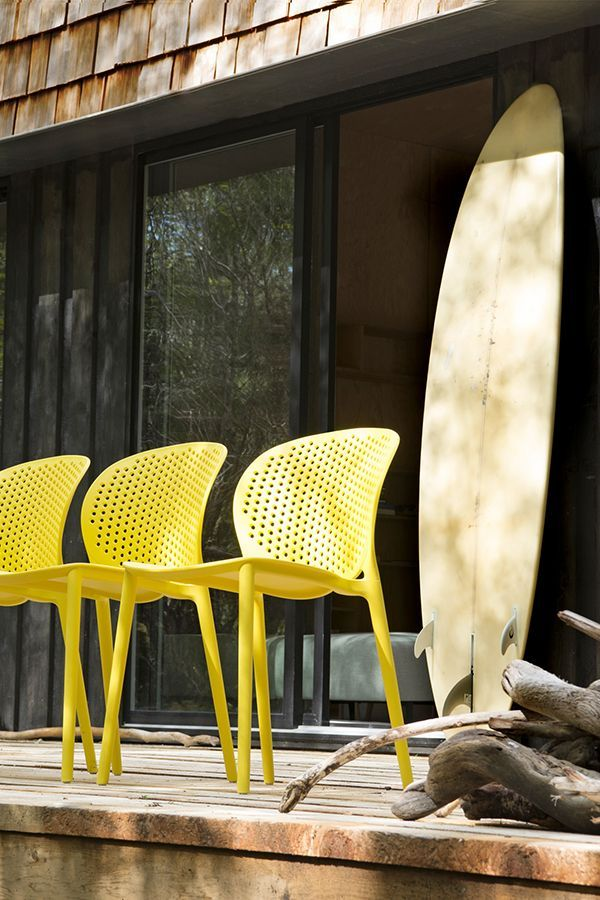 Dot Sun Yellow Dining Chair Yellow Dining Chairs Dining Chairs