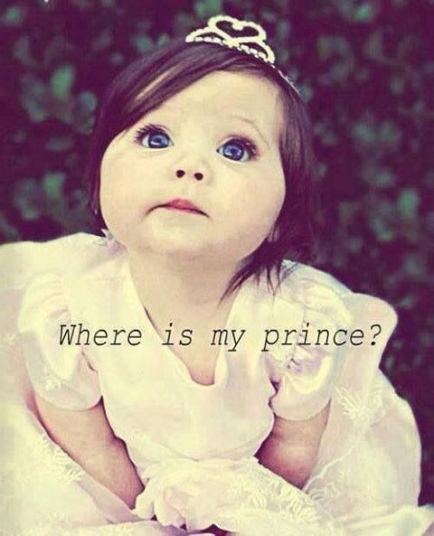 Where is my prince?