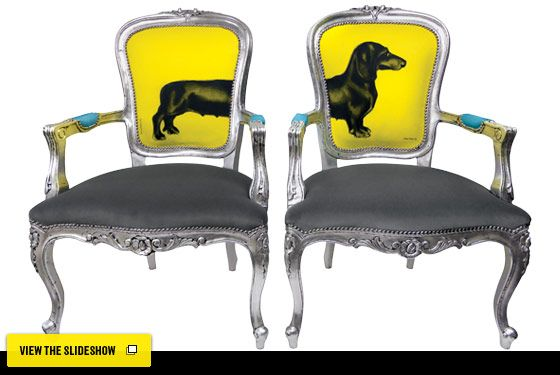 jimmie martin sausage dog chairs at maison 24 470 park