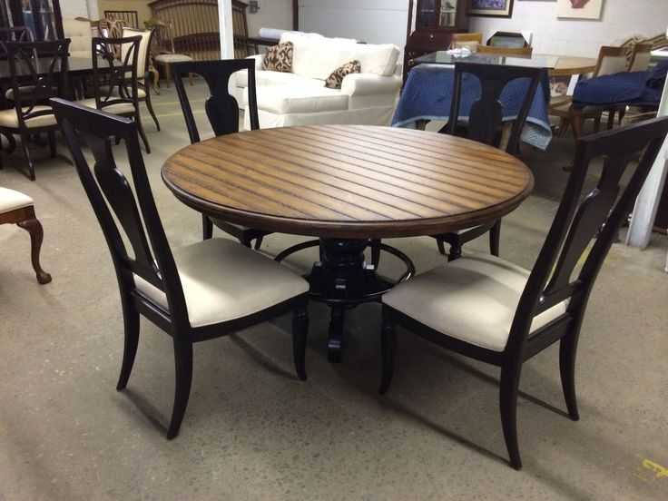 Thomasville Furniture Felicity Dining Chairs Braxton Culler Table Set