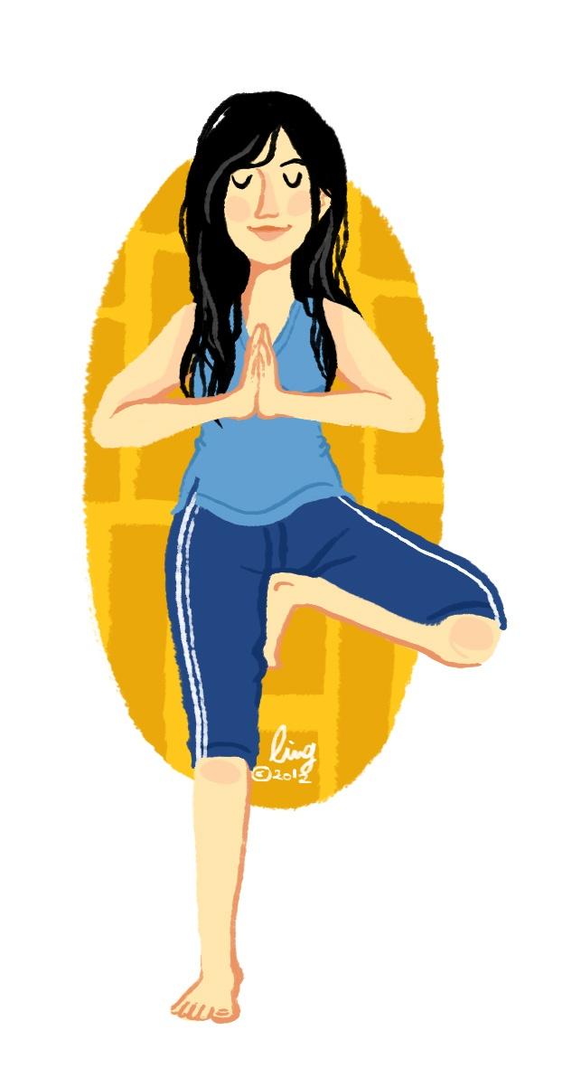 yoga by linghokkalom
