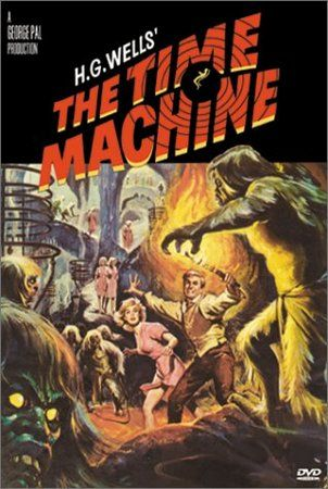 The Time Machine by HG Wells    ~For a book that doesn't really need any words in it's praise, these words are more than enough. It's a timeless classic, years from now one can still pick up a copy and not feel strange. It's THAT good. So do read it.