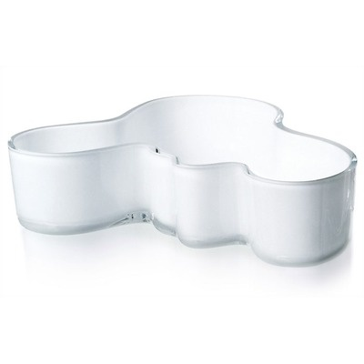 iittala Alvar Aalto White Bowl