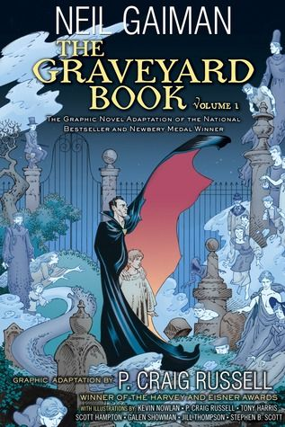 OH MAN! I loved this so much! I couldn't put it down and read it in one sitting. I immediately picked up Volume 2 as soon as I finished. You'll be able to find my review of Volume 2 here later today I read Neil Gaiman's The Graveyard Book back...  Read more »