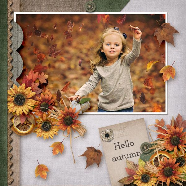 """Bountiful"" - Collection and FWP save 61% by Alexis Design Studio http://www.thedigichick.com/shop/Bountiful-Collection-and-FWP.html Timesavers Trio 4 by Dagi Temp-Tations http://store.gingerscraps.net/Timesavers-Trio-4.html photo Iwona Podlasinska use with permission"
