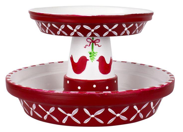 teracota pot gardens | Flowerpot ornaments/terracotta pot fun. | Garden Crafts DIY Handmade ...