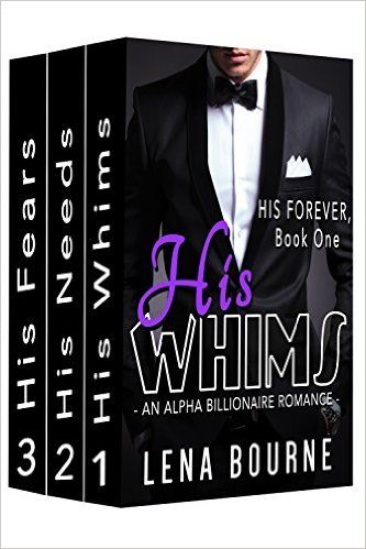 His Forever Serial Boxed Set, Books 1 - 3 (His Whims, His Needs, His Fears) - Kindle edition by Lena Bourne. Romance Kindle eBooks @ Amazon.com.