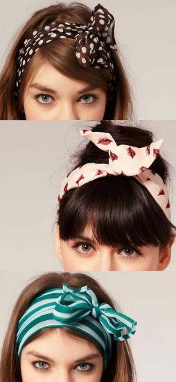 17 ideias de como adotar o lenço em suas produções de moda | MdeMulher