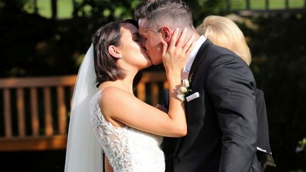 Married At First Sight Australia bride Erin Bateman has dated...: Married At First Sight Australia bride Erin Bateman… #MARRIEDAtFirstSight