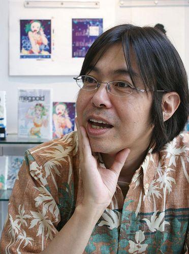 Masami Yuki (ゆうきまさみ)