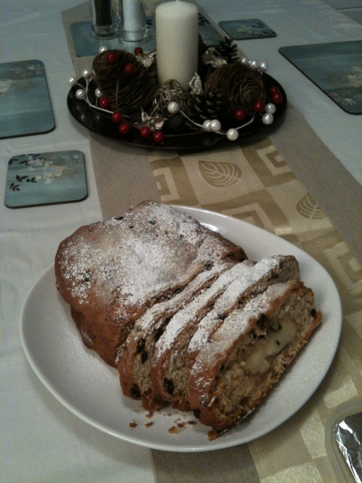 Simon Rimmer's recipe got stollen from the BBC. | Stollens, Fruited ...