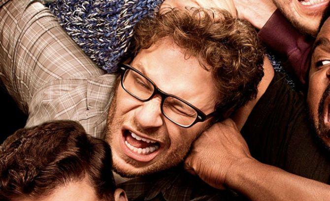 Seth Rogen: 'Sausage Party' Probably Isn't As Naughty As You Think