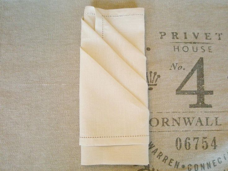7 Best Images About Napkins Fashion Idea To Make