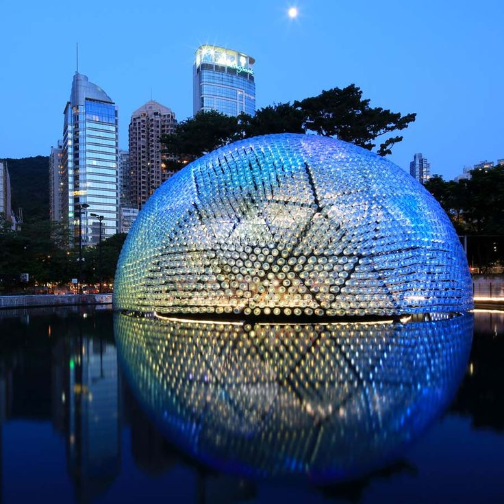 Rising Moon Pavilion By Daydreamers Design In Hong Kong, China ( +video) #