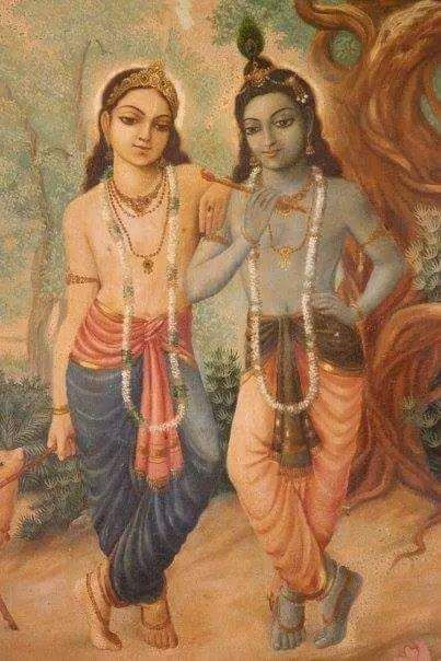 """Krishna and His representative is the same. Just like Krishna can be present simultaneously in millions of places. Similarly, the Spiritual Master also can be present wherever the disciple wants. A Spiritual Master is the principle, not the body. Just like a television can be seen in thousands of places by the principle of relay monitoring."" (Srila Prabhupada letter, May 28, 1968)"