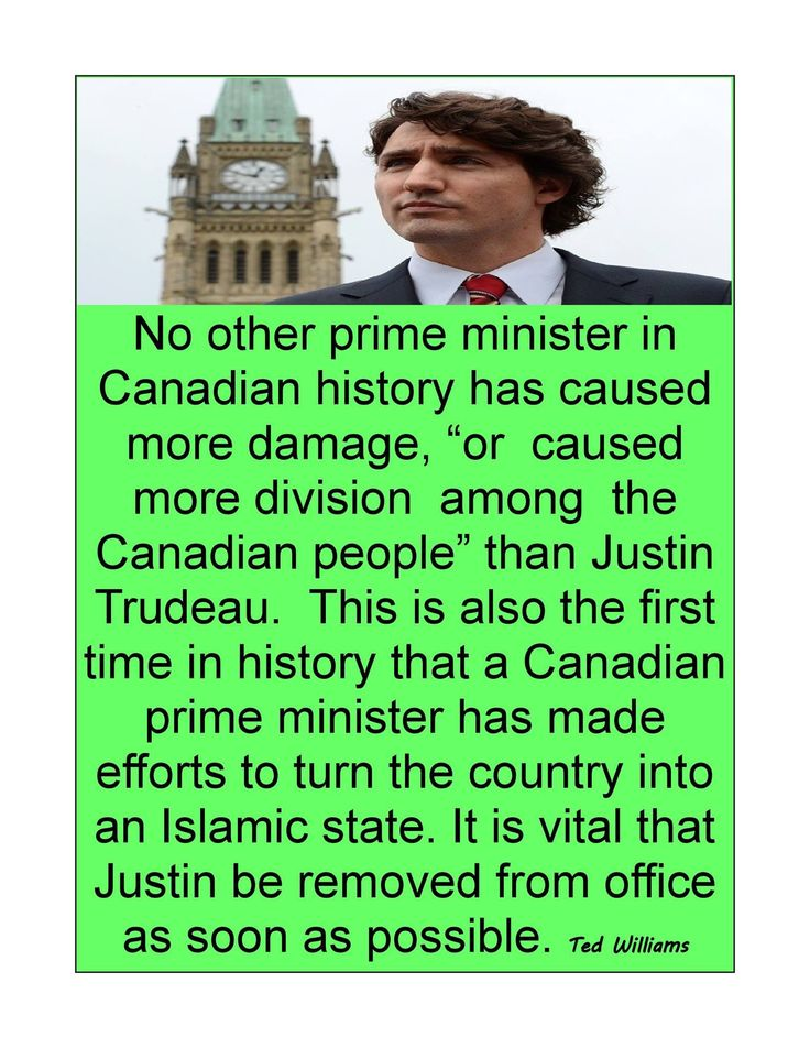 Canada, the US, Britain and the others WILL be taken over by the Muslims because the governments did nothing to stop it. Instead they encouraged it.