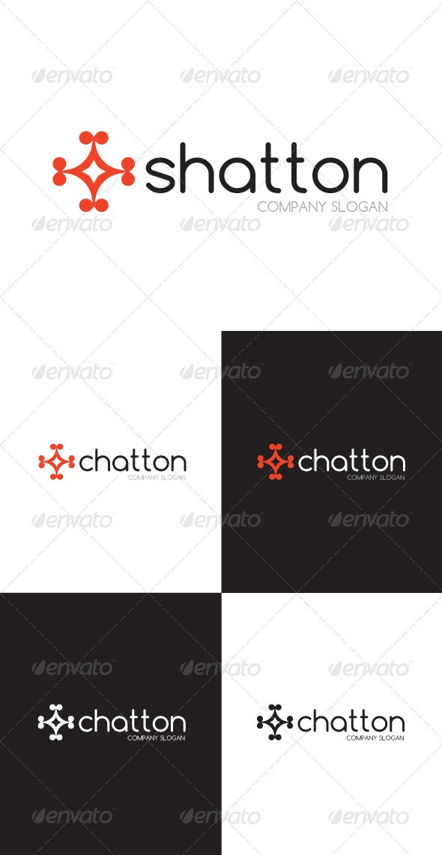 Shatton Abstract Logo