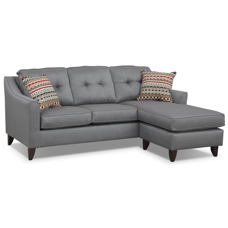 bobs living room sets%0A McKenna sofa and love seat   Living room   Pinterest   Bobs  Furniture and  Discount furniture