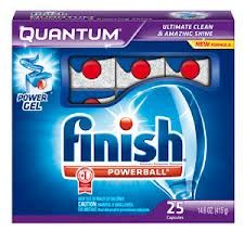 Free Quantum Dishwasher Tablet To Receive Your Free Finish Quantum Dishwasher  Tablet, Just Click U0027