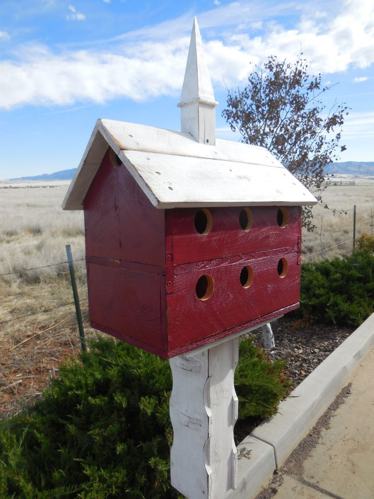 21 best images about birdhouses on pinterest antiques for Large barn house plans