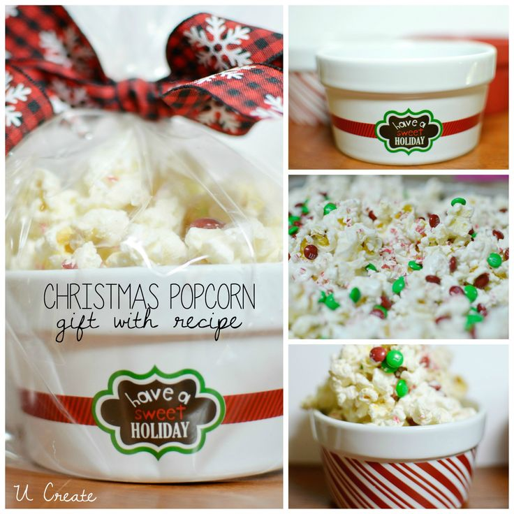 500 best holidays christmas gift ideas images on pinterest christmas popcorn recipe and gift idea by u create forumfinder Gallery