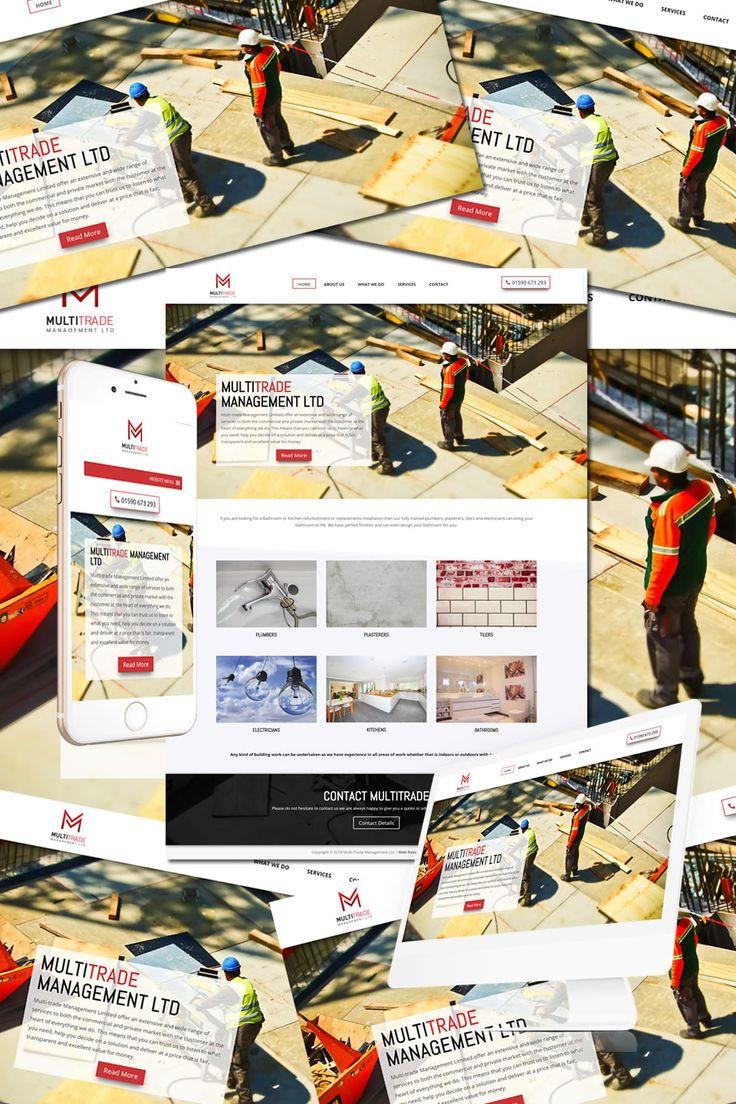 The New Website for Multi Trade Management in Lymington https://hostcat.co.uk/project/multitrade-management-lymington/