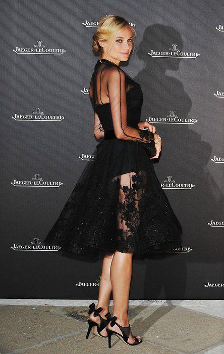 Diane Kruger in Christian Dior