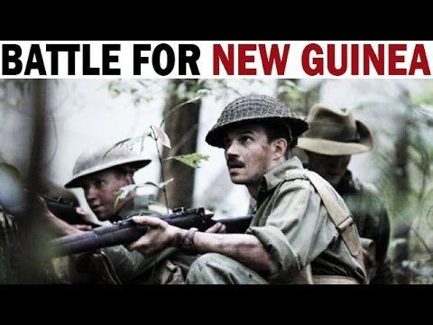 Battle for New Guinea | 1942-1945 | Australian & American Soldiers in Ac...