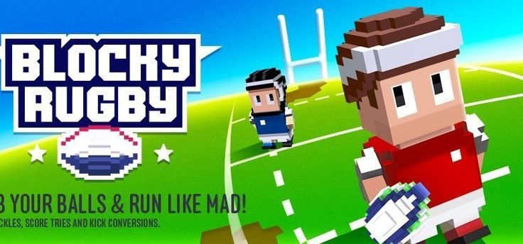 Blocky Rugby – Endless Arcade Runner – Review